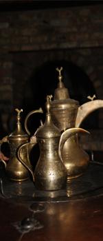 arabic teapots